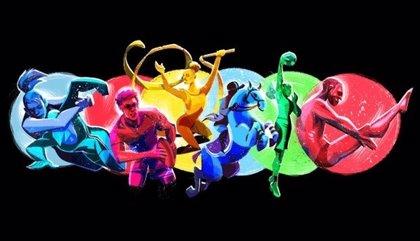 Google celebra la inauguración de los Juegos Panamericanos 2019 con un colorido 'doodle'