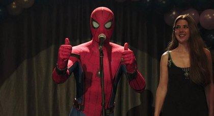 Lejos de casa ya es la primera película de Spider-Man que supera los 1.000 millones de dólares en taquilla