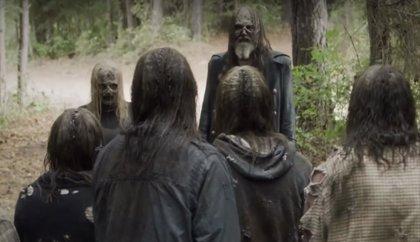 The Walking Dead presenta a Gamma, nueva villana de la 10ª temporada