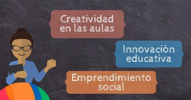 Un total de 92 proyectos educativos de innovación social se han convertido en finalistas del Premio a la Acción Magistral 2019