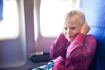 El 16% de las emergencias sanitarias que se producen en un vuelo son de niños