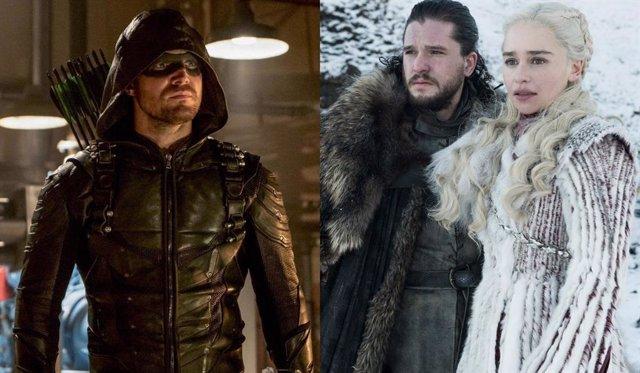 Arrow y Juego de tronos