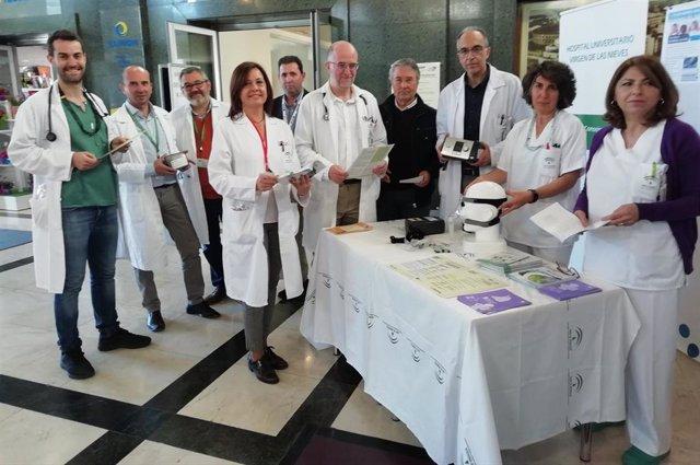 Equipo de Neumología
