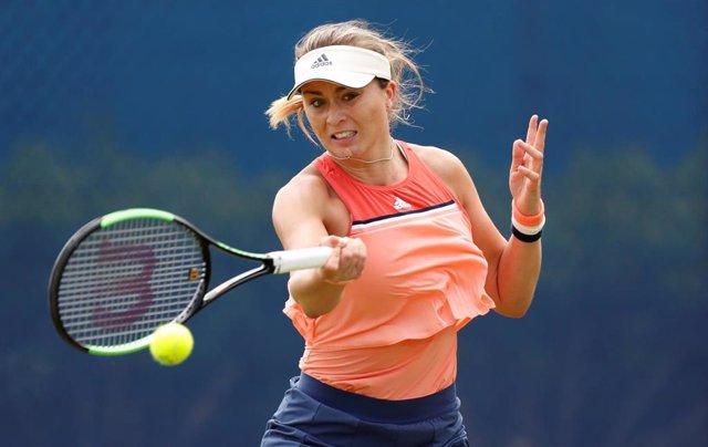La tenista española Paula Badosa