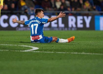 El hispano-paraguayo Hernán Pérez deja el Espanyol después de cuatro temporadas