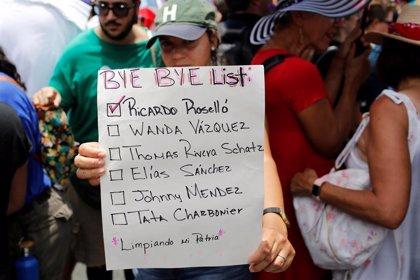 ¿Qué va a pasar en Puerto Rico tras la dimisión de Roselló?