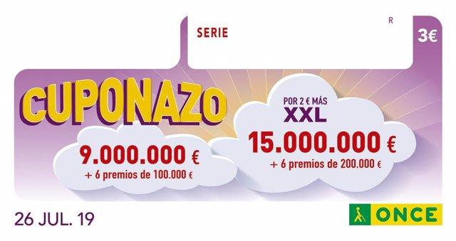 """[Sevilla] El Cuponazo De La Once Reparte 11,5 Millones De Euros """"Por Todo Jerez"""""""