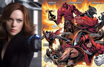 ¿Presentará Viuda Negra a los Vengadores Oscuros de Marvel?