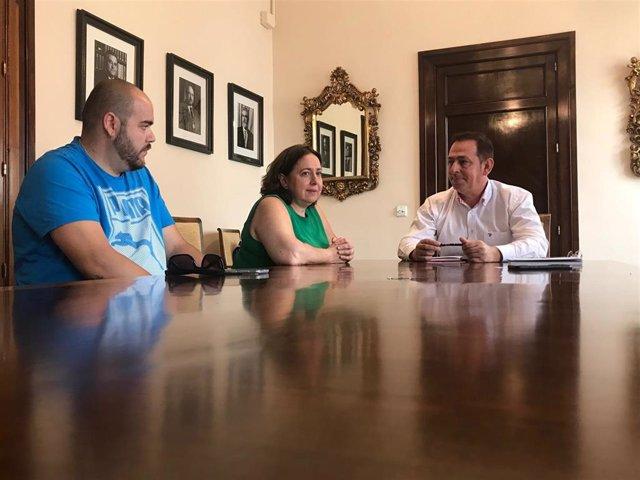 Ayuntamiento pide colaboración a asociaciones para eliminar barreras arquitectónicas