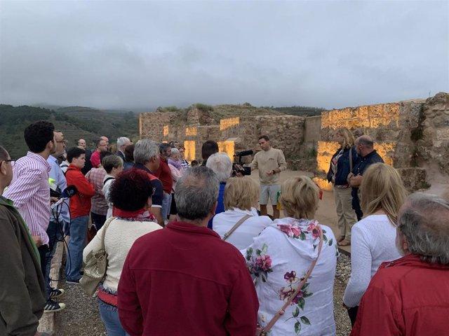 VI Jornada de Difusión del Castillo de Nalda