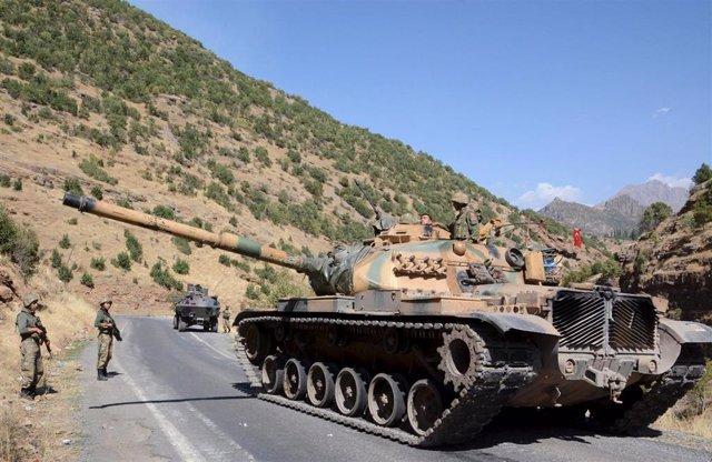 Carro de combate turco