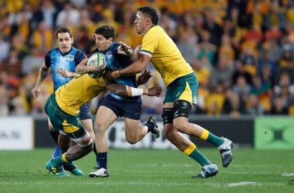 Los Pumas de Argentina caen ante Australia en el Rugby Championship