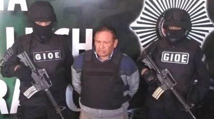Capturan al 'Tío Vago', uno de los narcotraficantes más buscados de Perú