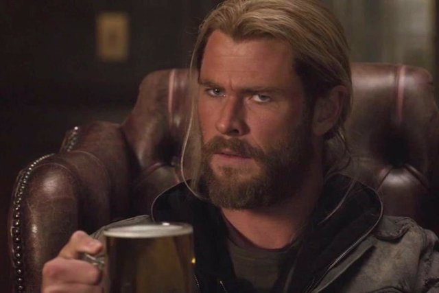 Chris Hemsworth es Thor en el Universo Marvel