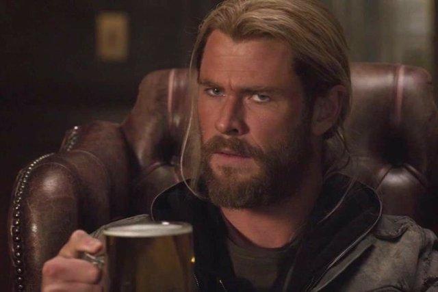 Chris Hemsworth es Thor en el Universo Marvel