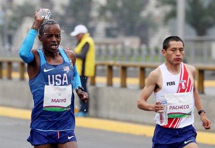 Perú triunfa en los Juegos Panamericanos con dos medallas de oro en la maratón y varios récord