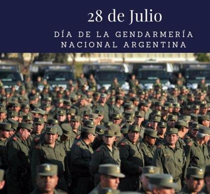 28 de julio: Día de la Gendarmería Nacional en Argentina, ¿por qué se celebra hoy esta efeméride?