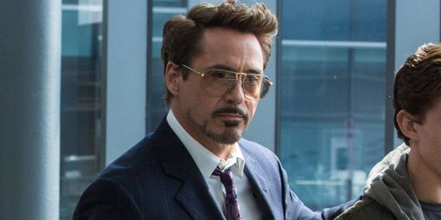 Robert Downey Jr. Es Tony Stark en Spider-Man