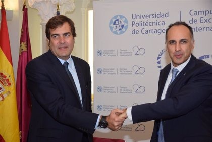 La Universidad  Politécnica de Cartagena concede su Medalla de Oro a COEC
