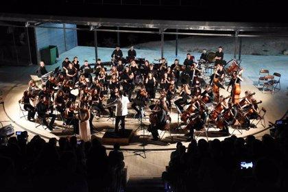 La Joven Orquesta del Noroeste de la Región inicia una gira por Francia