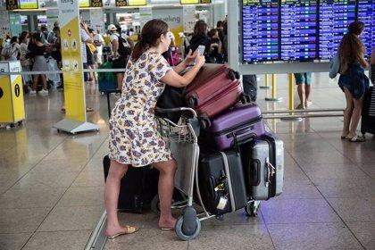"""Iberia afirma que hay """"normalidad"""" en el segundo día de huelga en el Aeropuerto de Barcelona"""