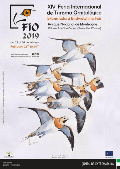La Feria Internacional de Turismo Ornitológico se celebrará entre el 28 de febrero y el 1 de marzo