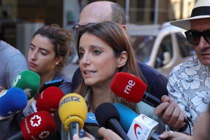 """Levy, """"esperanzada"""" ante un gobierno en la Comunidad de Madrid en agosto por darse """"la buena voluntad y los acuerdos"""""""