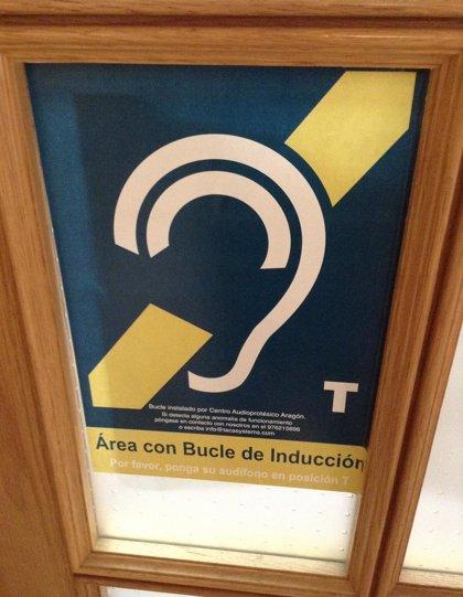 Mejoran la accesibilidad sensorial en Bienestar Social con bucles de inducción magnética