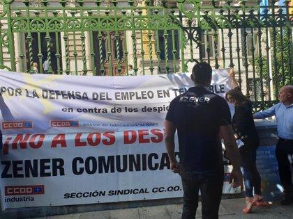 Podemos impulsa una declaración institucional en la Junta en defensa del empleo en Telecable y sus subcontratas