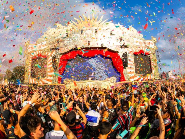 UNITE with Tomorrowland Barcelona