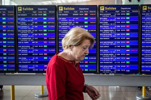 Aeroport Josep Tarradellas Barcelona El Prat