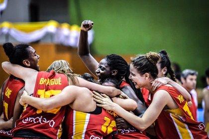 España consigue el bronce en el Mundial femenino Sub-19 de baloncesto