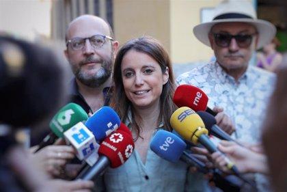 """Levy asegura que el PP no irá """"a ninguna parte con el PSOE"""" porque es """"capaz"""" de pactar con Bildu en Navarra"""