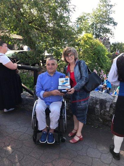 Carcedo apuesta por la inclusión social de las personas con discapacidad a través del deporte adaptado
