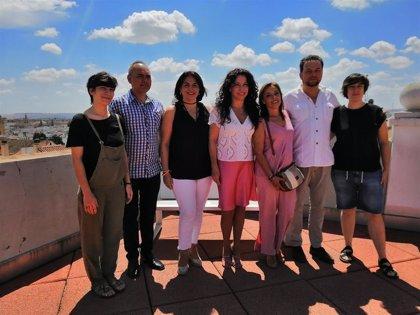 Ayuntamiento de Córdoba y asociaciones Lgtbi+ presentan a la Junta el proyecto de la Mesa de la Diversidad