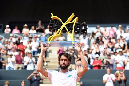 Nikoloz Basilashvili revalida su título en Hamburgo