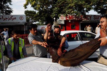 Dos muertos y 25 heridos por un ataque a la oficina en Kabul del ex jefe de la Inteligencia afgana