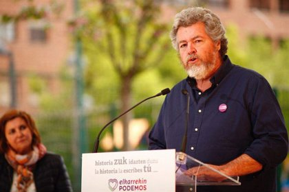 """López Uralde (Equo) cree que, si se quiere, puede haber un Gobierno de izquierdas, pero llamar al PP y CS """"no es camino"""""""