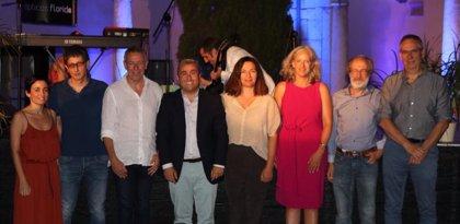 El claustre de Santo Domingo acull l'entrega dels premis literaris Pare Colom d'Inca