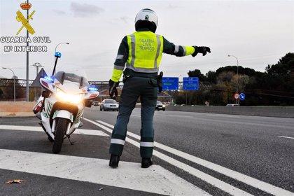 Andalucía cierra el último fin de semana de julio sin muertos en accidentes de tráfico en sus carreteras