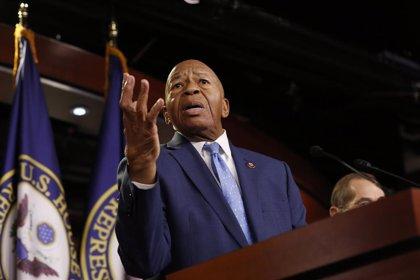 Trump acusa de racismo al congresista de raza negra Elijah Cummings