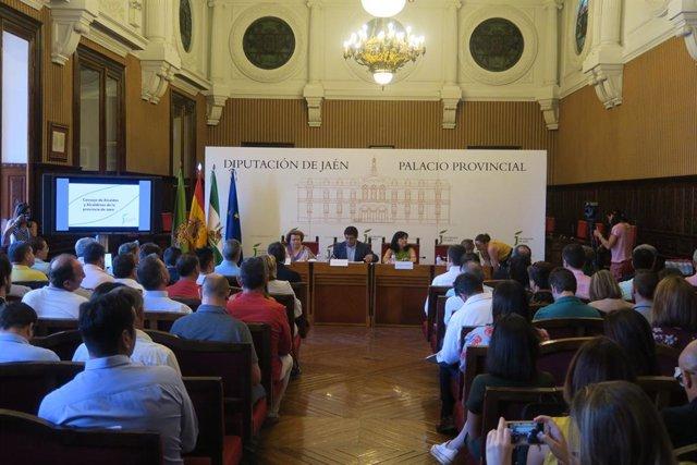 Consejo de Alcaldes y Alcaldesas de la provincia de Jaén