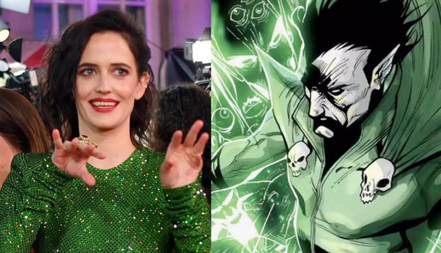 ¿Eva Green Como Nightmare En Marvel?