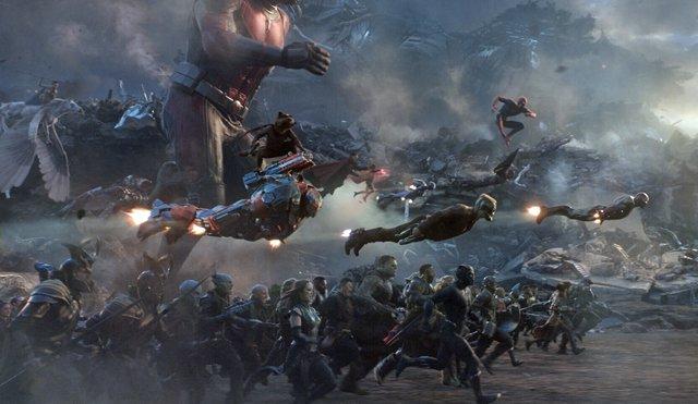 Imagen de Vengadores: Endgame