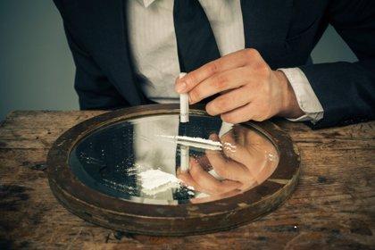 El bloqueo de la dopamina debilita los efectos de la cocaína