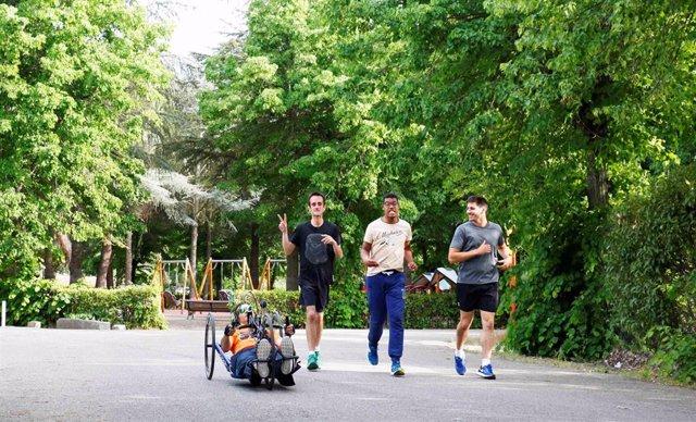 La práctica de ejercicio físico en las personas con discapacidad favorece su integración social y ayuda en el proceso de rehabilitación