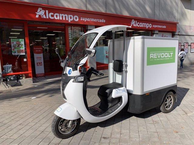 Los súper de Alcampo en Logroño realizarán el reparto a domicilio con vehículos