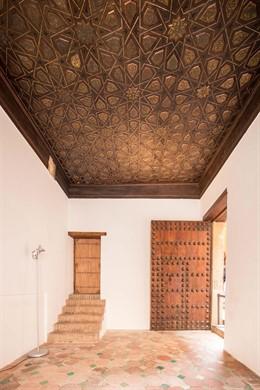 Sala de las Conchas, en la Alhambra
