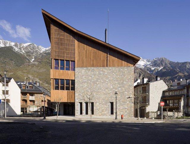 Centre de Cincies 'Pedro Pascual'