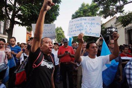 """EEUU/Guatemala.- Guatemala alega que no hubo """"amenazas"""" de Estados Unidos para firmar el acuerdo migratorio"""